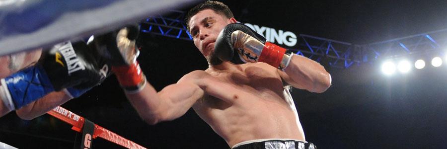 Ruben Villa is the Boxing Betting favorite to beat Jose Santos Gonzalez.