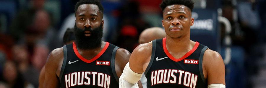 Nuggets vs Rockets should be a close one.