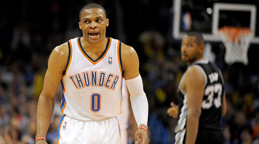 Russell Westbrook 2014