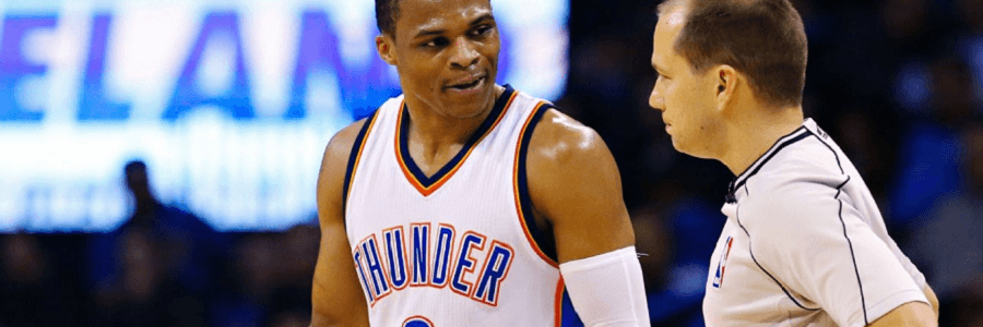 Russell Westbrook has always been a staple of attitude and passion in OKC.