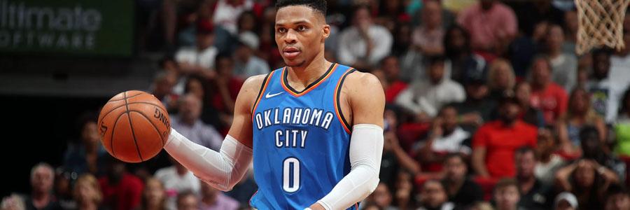 Thunder vs Nuggets NBA Odds, Preview & Prediction