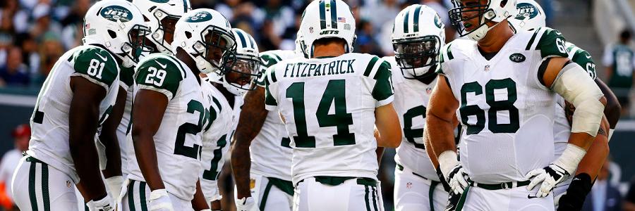 Ryan Fitzpatrick NY Jets