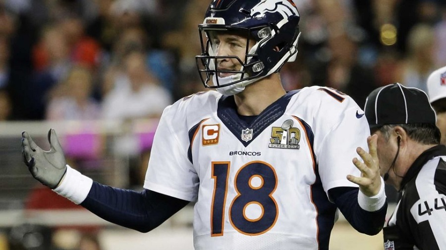 Manning dis not have a superb performance, but was able to lead his team to victory