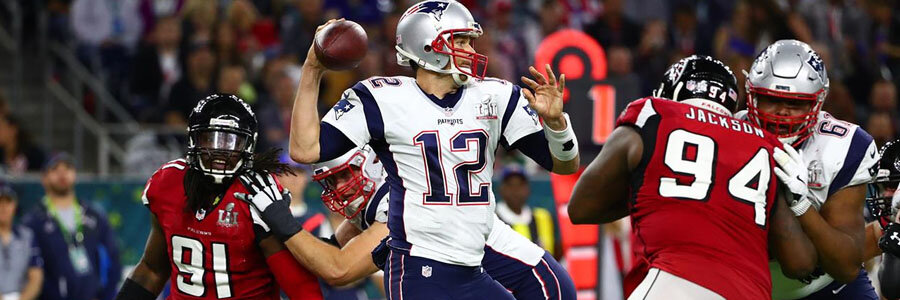 A Look at the Past 7 Super Bowl Betting Favorites.