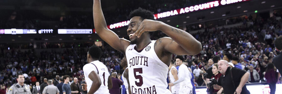 South Carolina vs Auburn 2020 College Basketball Betting Odds & Preview.