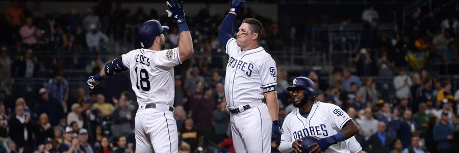 Giants vs Padres MLB Week 14 Odds & Game Preview.
