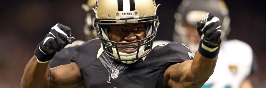 The Saints should be one of your NFL Week 9 Picks.
