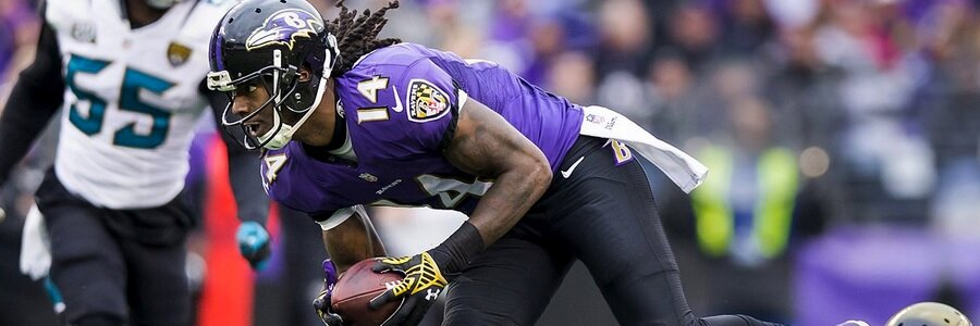 The Ravens are the clear NFL betting favorites in Week 6.