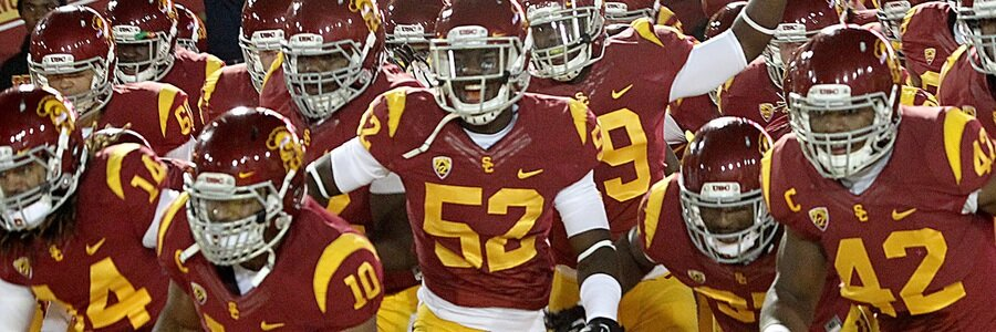 The College Football Week 6 Odds are with the Trojans.