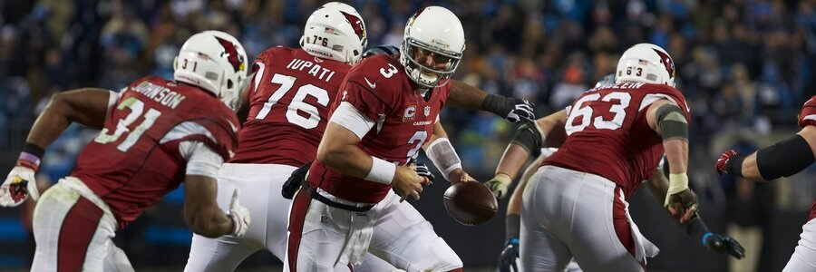 Despite playing at home, the Cardinals are not the NFL Betting favorites for Week 3 MNF.
