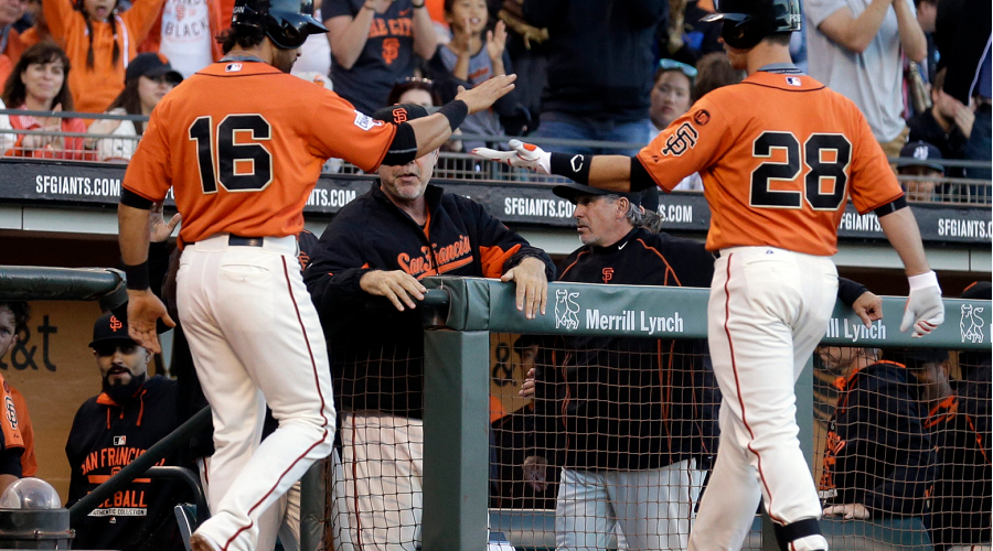 San Francisco Giants vs Oakland A's MLB Game Odds Preview