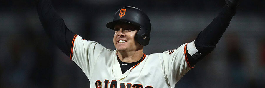 The Giants come in as the MLB Betting favorites against the Cardinals.
