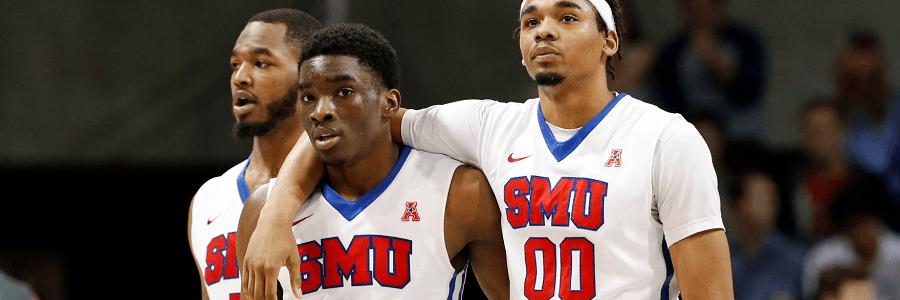 SMU wants a payback win vs UConn.