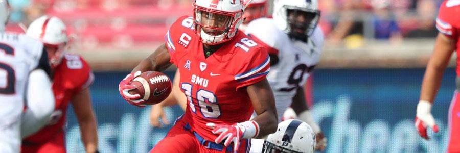 2017 Frisco Bowl Lines & Betting Pick: Louisiana Tech vs. SMU.