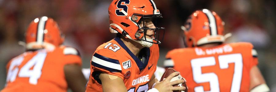 2019 College Football Week 8 SU Betting Picks.