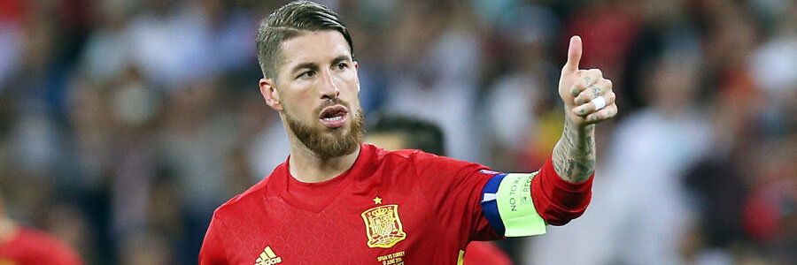 Spain comes on top of the 2018 World Cup Lines against Iran.
