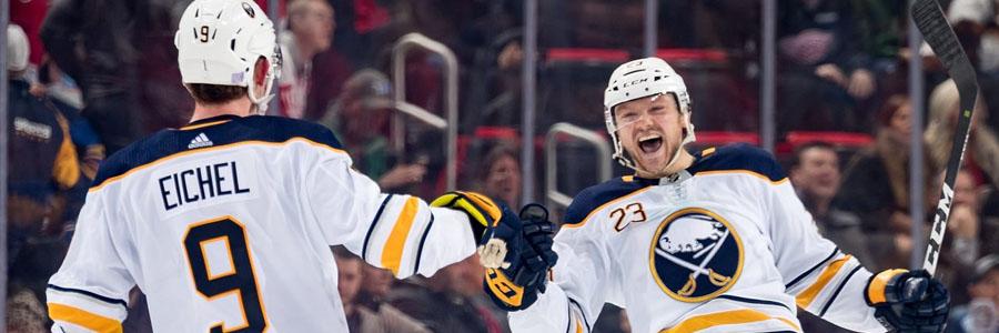 Sabres at Canucks NHL Week 16 Spread & Expert Prediction