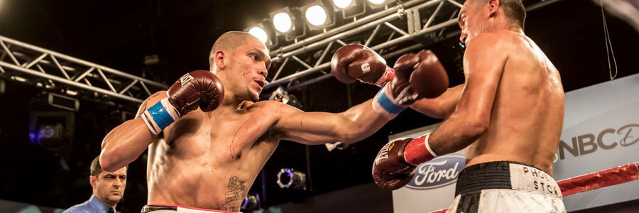 Sammy Valentin should be one of your Boxing Betting Picks for this week.