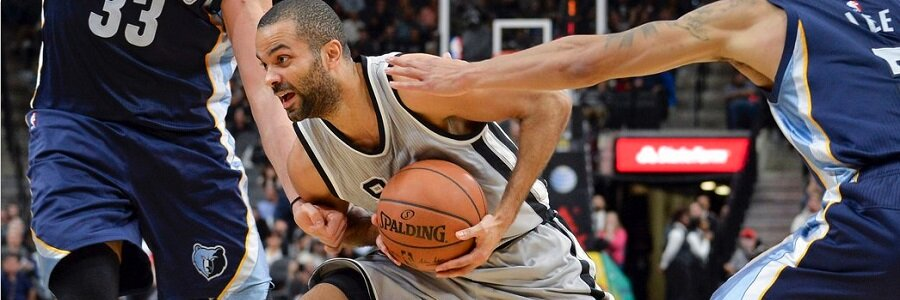 San Antonio Spurs NBA Playoffs Game 1