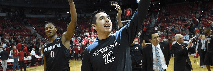 The Aztecs have been playing some great basketball all season long.