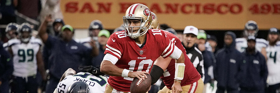 San Francisco 49ers NFL Odds After Free Agency Week 1