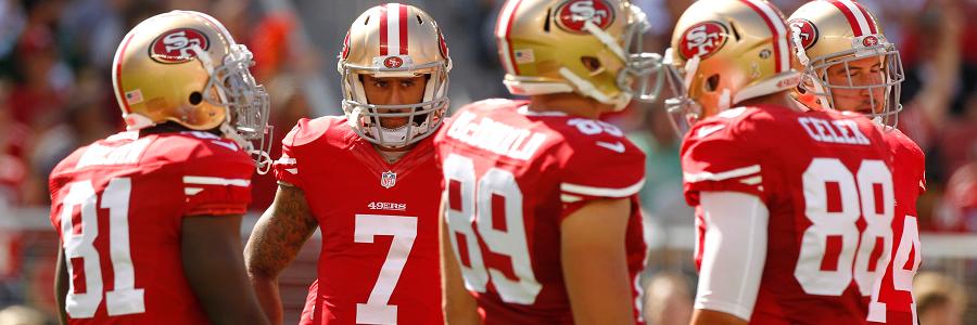 LA Rams at San Francisco Week 1 Betting Pick & Predictions