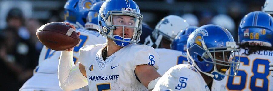 San Jose State Spartans College Football Week 1 Odds