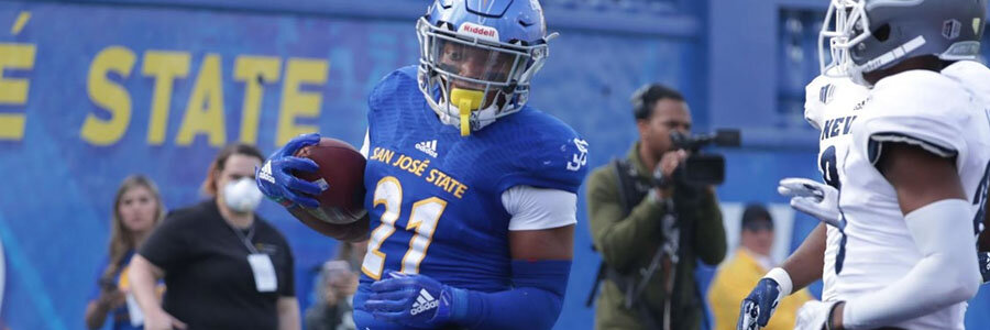 San Jose State at Fresno NCAA Football Week 13 Spread & Pick.