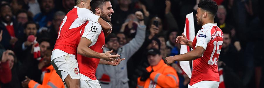 Arsenal Sanchez and Giroud