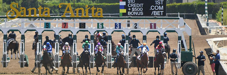 Santa Anita Park Horse Racing Odds & Picks for Saturday, May 23