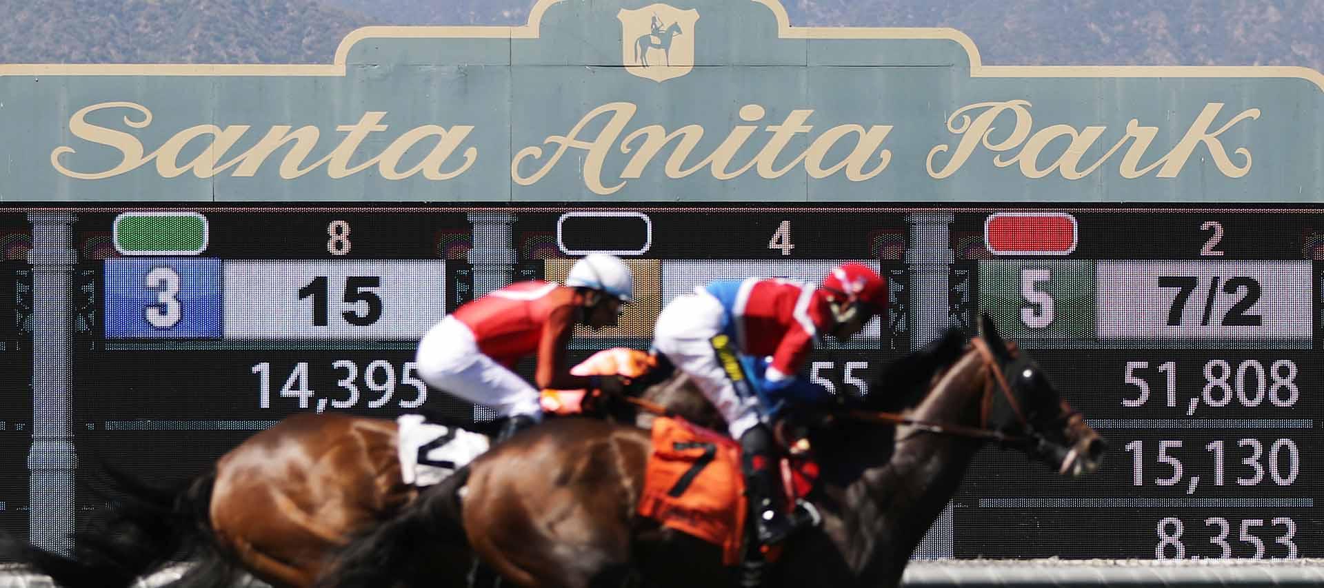 Santa Anita Park Picks for Friday, June 19