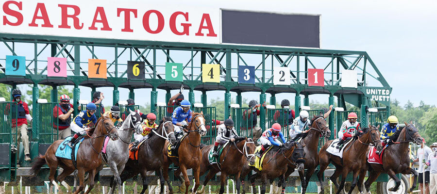Saratoga Racecourse Horse Racing Odds & Picks for Saturday, August 1
