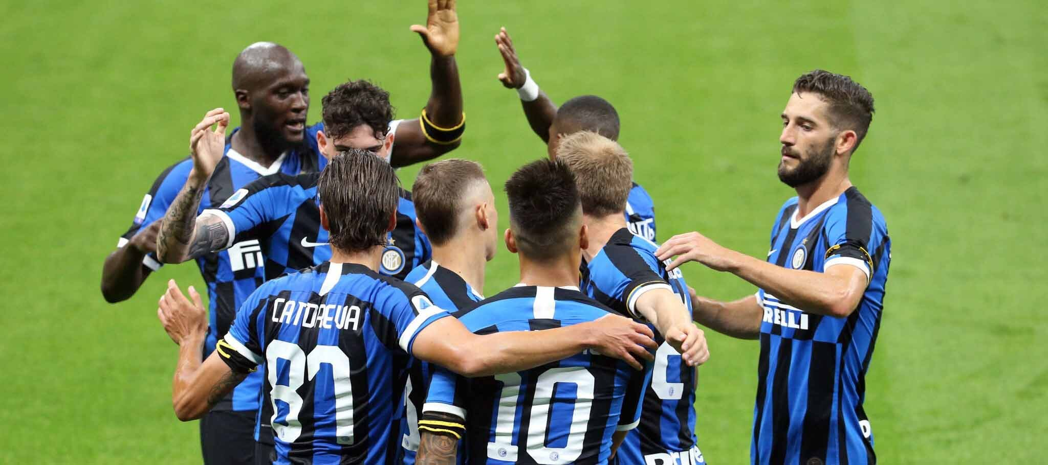Sassuolo Vs Inter Serie A Matchday 27