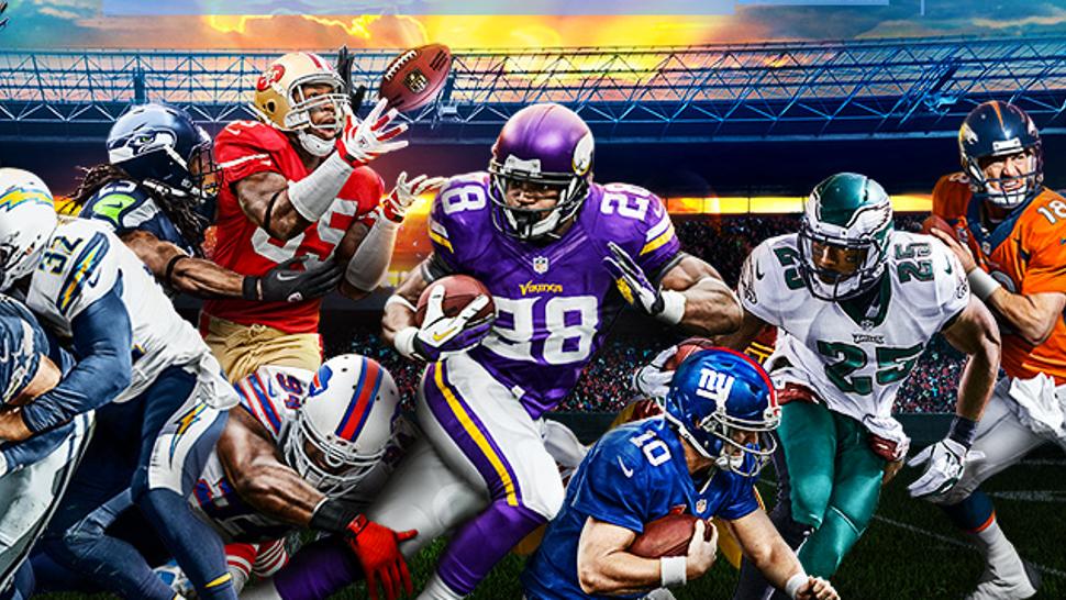 2015 online NFL betting