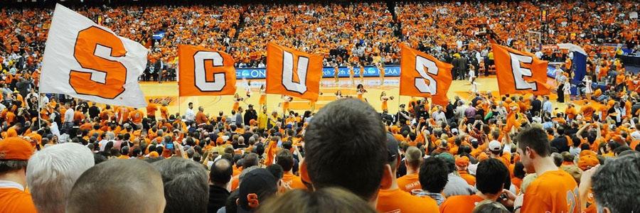 College Basketball Betting Analysis & Pick: Syracuse vs. Virginia