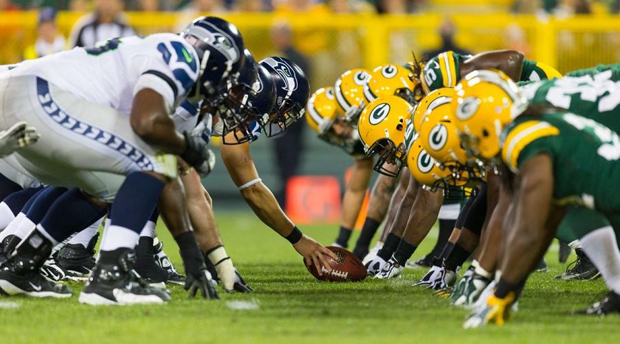 Seahawks vs Packers