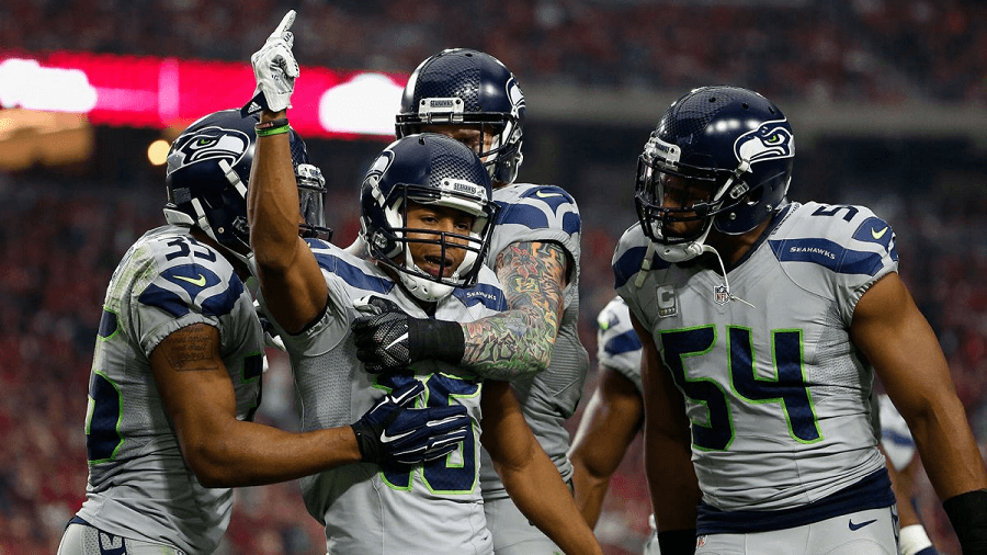 The Seahawks in the playoffs, that's never good news for opposing teams.