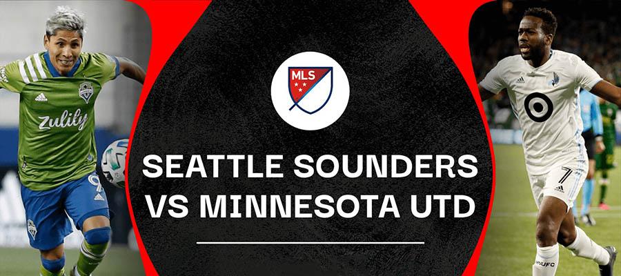 Seattle Sounders Vs Minnesota Expert Analysis - MLS Betting