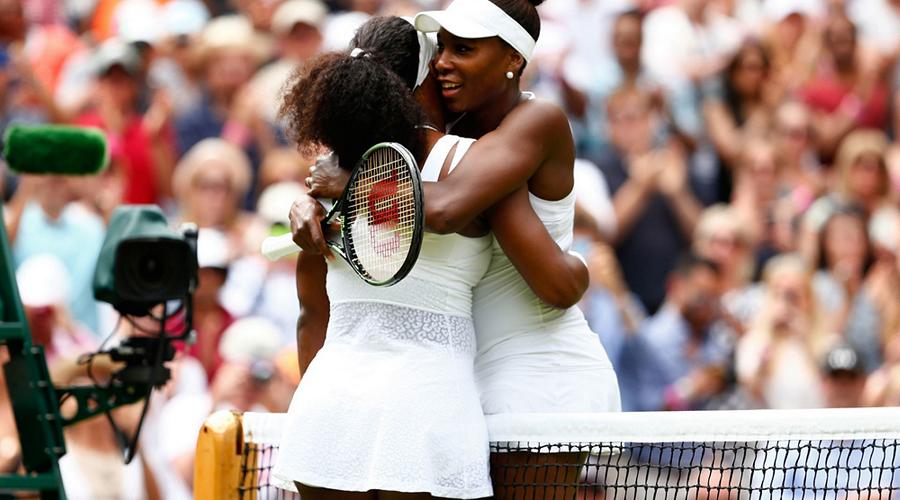 Serena vs Venus