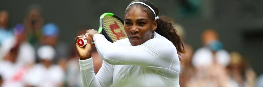 Serena Williams is the 2018 Wimbledon Betting favorite.