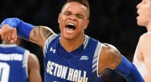 Seton Hall vs #3 Villanova