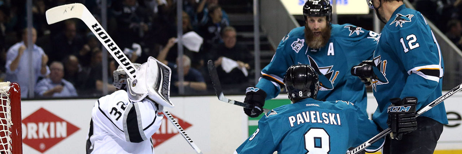 San Jose vs Los Angeles NHL Playoffs Game 5 Odds Preview