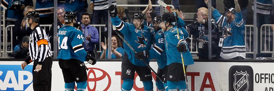 San Jose vs Nashville NHL Playoffs Game 3 Spread Report