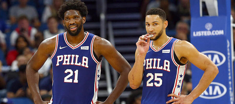 Sixers All-Stars Joel Embiid, Ben Simmons out Thursday