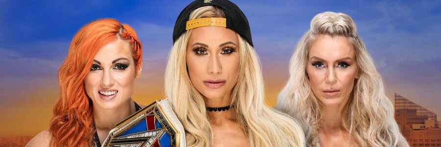 Carmella will defend her title at 2018 WWE SumerSlam.