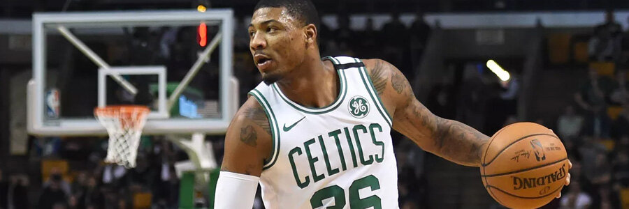Celtics are the NBA Betting favorites to advance to the 2018 Finals.