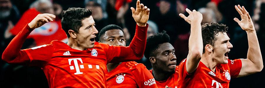 Soccer Fans and Bettors Rejoice – Big-Time Bundesliga Coming Back