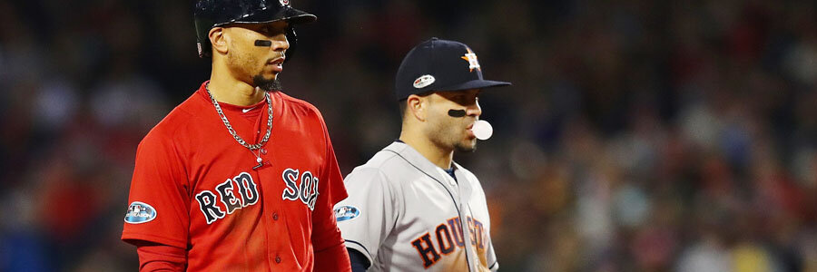 Red Sox vs Astros ALCS Game 3 Odds & Expert Pick.
