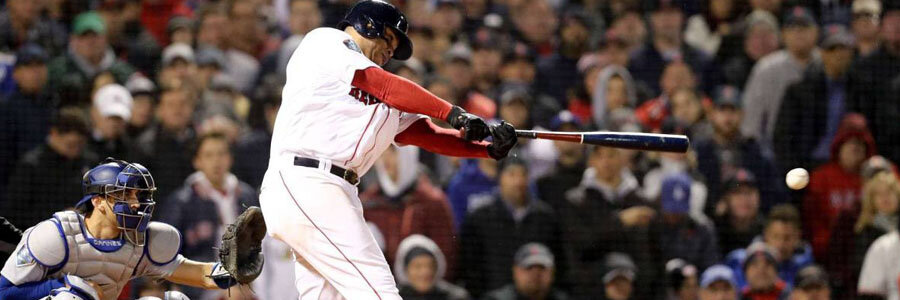 Dodgers vs Red Sox 2018 World Series Game 2 Odds & Pick.