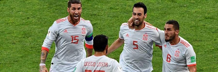 2018 World Cup Odds & Expert Pick: Iran vs. Spain.